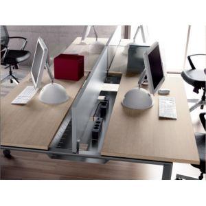 bureau profondeur 45 cm comparer 498 offres. Black Bedroom Furniture Sets. Home Design Ideas