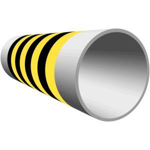 Protection en mousse de polyéthylène à enrouler pour câbles et tuyaux
