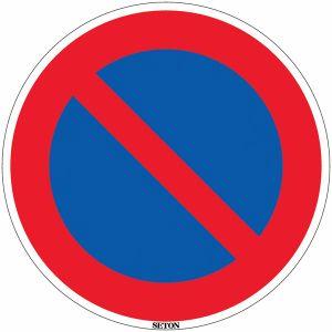 Panneau PVC - Stationnement interdit
