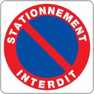 Panneau Stationnement gênant - Stationnement interdit