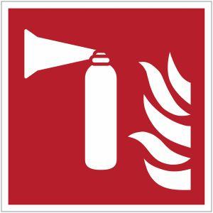 """Panneaux et autocollants incendie """"Corne de brume"""""""