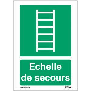 Panneaux ISO 7010 A3/A4/A5 Echelle de secours - E059