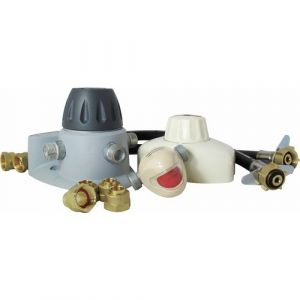 Inverseur et détendeur à sécurité - garantie à vie - Prokit Plus T propane CLESSE