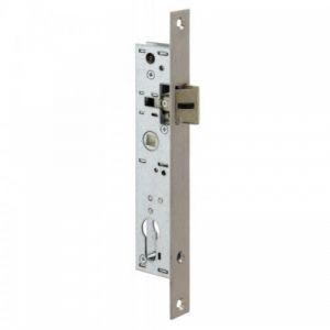 Serrure à larder à cylindre - bec-de-cane seul - axe 31 mm - série 9 MÉTALUX