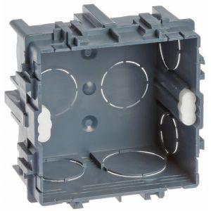 Boîte d'encastrement pour maçonnerie - avec cloison - XL Tradi - 1P EUROHM