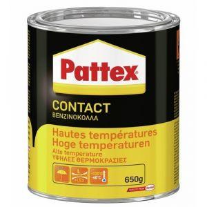 Colle contact néoprène - spéciale haute température - 4,5 kg PATTEX