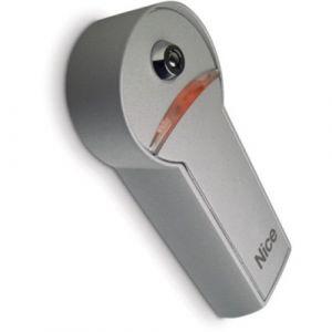 Contacteur à clé pour déverrouillage extérieur - KIO - sans câble NICE