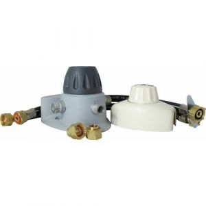Détendeur gaz butane à sécurité - kit complet - garantie à vie - Bukit SCT CLESSE