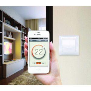 Thermostat Wi-Fi contrôlé par Smartphone MCS 300 WARMFLOOR24