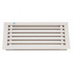 Équerre 394 pour grille de radiateur sur mesure RENSON