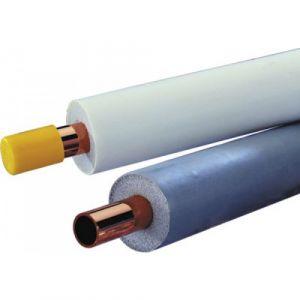 Tube cuivre simple WICU spécial climatisation 3/8 - 25 mètres KME