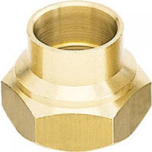 Manchon cuivre à souder femelle - diamètre 54 - filetage 50/60 BRICOZOR