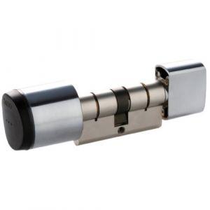 Cylindre électronique - contrôle - sortie libre - IP55 - Mifare Geo SALTO