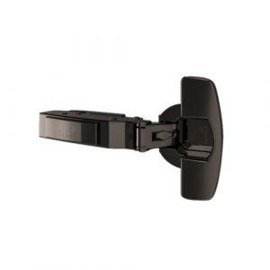 Charnière invisible à enfoncer 110° Sensys 8646i - Obsidien-E52-C9,5mm HETTICH