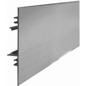 Cache-rails pour système coulissant Série Expert bois-fixation mur-4m ROB