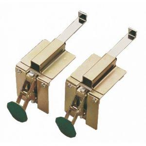 Supports de tablette de radiateur-tablette 15,5 à 28 cm BRICOZOR