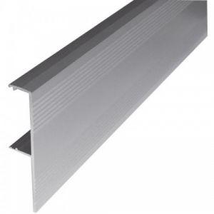 Cache-rails pour système coulissant Série Expert bois-fixation plafond-4m ROB