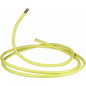 Tuyau annelé PLT - inox et pliable - DN 20 - 75 m - FlexiPipe CLESSE