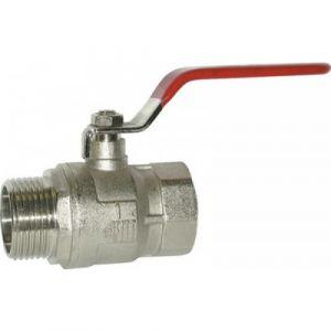 Vanne à boisseau sphérique à manette - passage intégral PN32 - MF 40x49 EZFITT