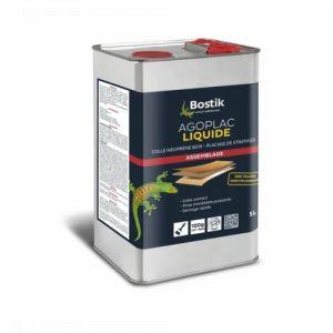 Colle néoprène liquide - 1 litre - Agoplac BOSTIK