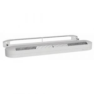 Entrée d'air autoréglable acoustique - 15 m³/h - Mini Esea - Blanc ANJOS