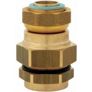 Raccord extrémité femelle - écrou tournant - M20x1,5 DN15 - FlexiClic CLESSE