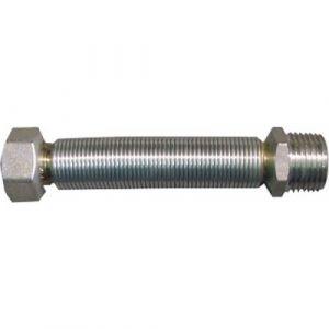 Flexible inox extensible Mâle/Femelle diamètre 26x34 longueur de 100 à 200 mm RS
