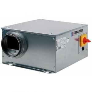 Caisson extracteur - centrifuge en ligne - Minimax - D125 mm - isolé - avec interrupteur VORTICE