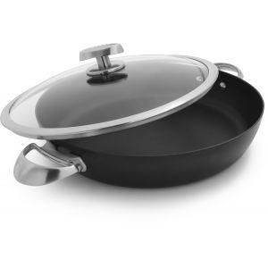 Sauteuse Chef 32 cm avec couvercle PRO IQ