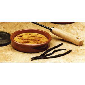 Cassolette creme brulee