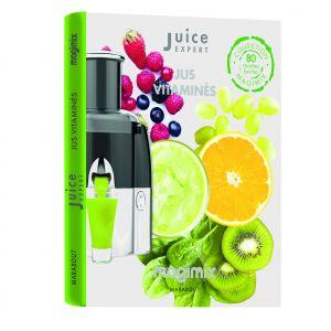 Jus vitaminés - Livre de recette MagimixJuice expert