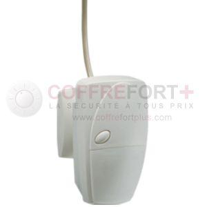 Détecteur de mouvement filaire intérieur HAGER - S132-22X