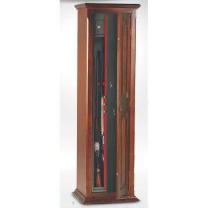 Armoire à fusils - Serrure à clé double panneton - HS/400LK