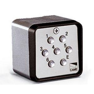 Clavier à code en application apparente - CAME - S7000