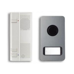 Interphone audio filaire main-libre kit UTOPIA MIKRA - URMET 1122/61