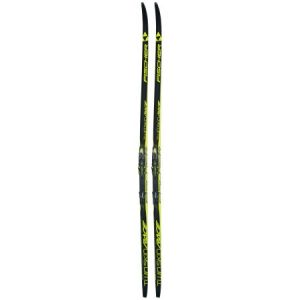 Fischer Twin Skin Race Soft Medium NIS + Salomon SNS Propulse RC