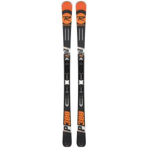 Rossignol Pursuit 300 Xpress + Look Xpress 11 B83 Black Orange