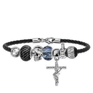 Composition bracelet Charms Thabora rock