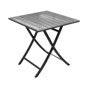 table carree 70x70 comparer 269 offres. Black Bedroom Furniture Sets. Home Design Ideas