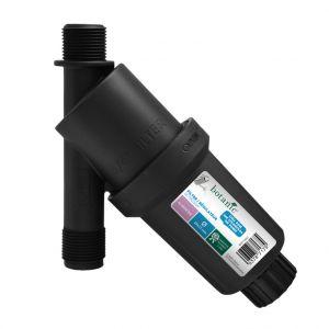 Filtre et régulateur de pression mâle filetage 20 x 27 mm
