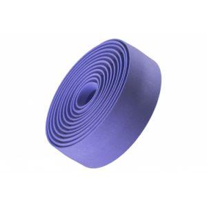 Ruban de cintre bontrager gel cork ultra violet