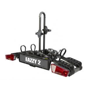 Eazzy 2 porte velos sur attelage pour 2 velos