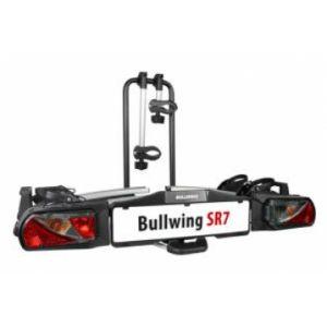 Porte velos 2 velos sur attelage plateforme sr7   bullwing