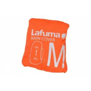 Housse de pluie sac a dos randonnee lafuma raincover orange l