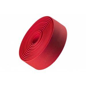Ruban de cintre bontrager gel cork rouge