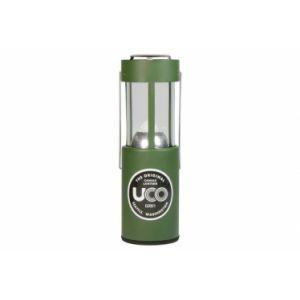Original lantern v lanterne retractable   bougie longue duree securisee   verte