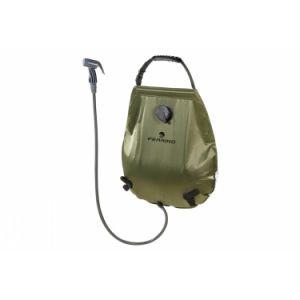 Douche solaire ferrino sunshower deluxe 20l khaki
