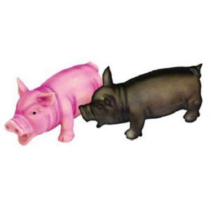 Freedog Petit Cochon Rose Ou Noir Avec Son Authentique