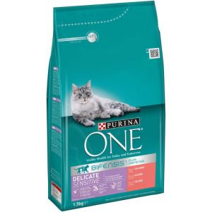 Purina One Digestion Sensible Saumon 1,54 Kg