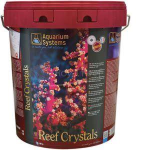 Aquarium Systems Reef Salt Cristals 25 Kg 690 L Bidon 690 L